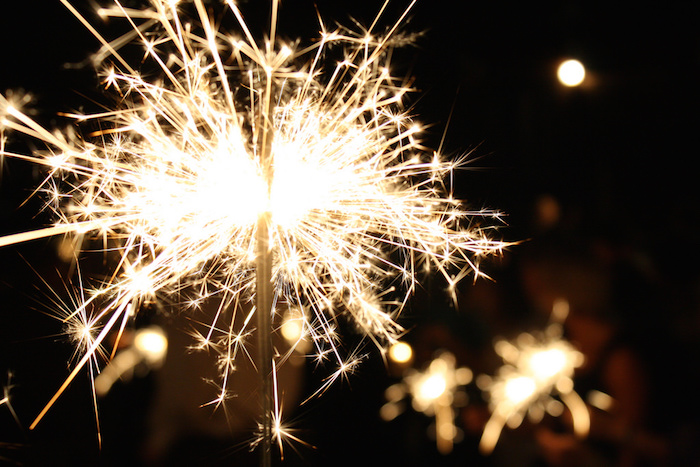 Sparklers – Are Your Kids Playing With Fire? | OSHA